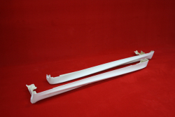 Rocker panels for 996 MKII GT3 / GT3 RS