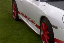 Seitenschweller 996 MK2 GT3 / GT3 RS