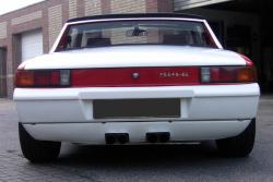 Rear hood for 914